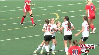 Elkhorn Girls Soccer vs Platteview