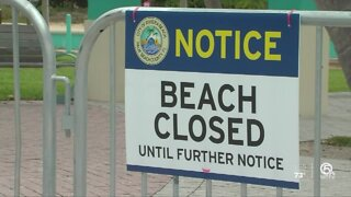 Singer Island beaches remain closed
