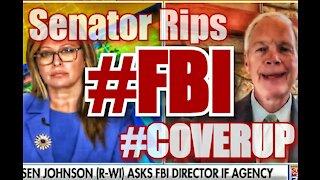 WI Senator Ron Johnson Rips FBI Coverup of Hunter Biden Laptop.mp4