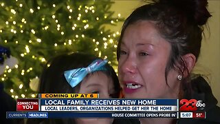Local organizations work together to help family in need celebrate Christmas