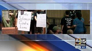 Hundreds attend public comment at Phoenix City Council