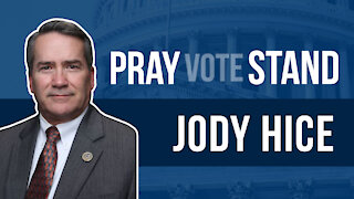Rep. Jody Hice Expresses His Concern over 'Anti-Constitution' Bill HR 1