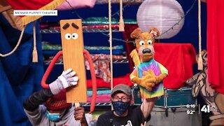 New Mesner Puppet videos help children manage emotions