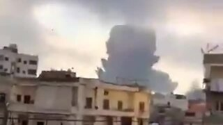 Horrifying gas pipe explosion in Shiyan City, China