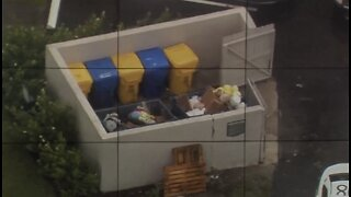 911 call released when baby found in dumpster