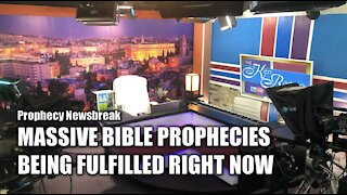 Massive Bible Prophecies Are Being Fulfilled Right Now