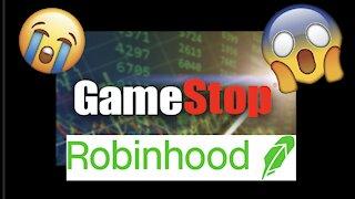 """GAMESTOP Stock EXPLAINED Robbinhood """"short squeeze"""""""