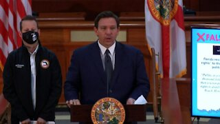 Florida Gov. Ron DeSantis attacks '60 Minutes' COVID-19 vaccine report