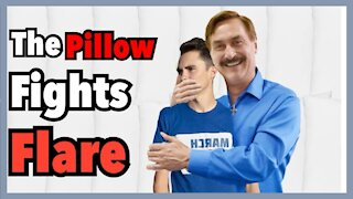 David Hogg Starts Pillow Company To Bring Mike Lindell Down