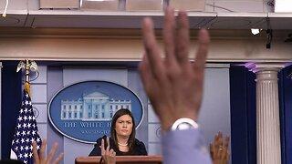 Mueller Report Calls Sarah Sanders' Truthfulness Into Question