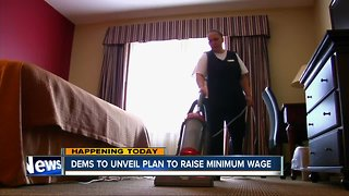 Democrats to propose plan to raise nation's minimum wage