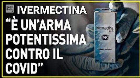 IVERMECTINA: medicinale efficace contro il covid
