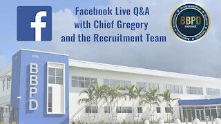 Boynton Beach Police Department hosting virtual recruiting event