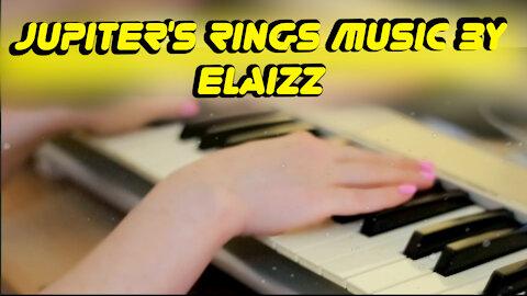 Sleep music: Elaizz - Jupiter's rings. I play on piano for sleeping. Asmr lullaby music