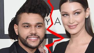 Bella Hadid & The Weeknd BREAKUP!?