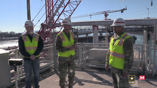55 From the Field: LTG Spellmon Discusses The Chickamauga Lock Replacement Project