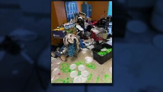 Vandals hit youth sports facility