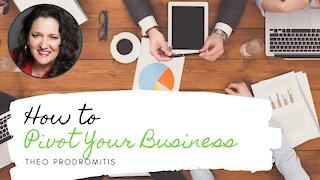HOW TO PIVOT YOUR BUSINESS SUCCESSFULLY