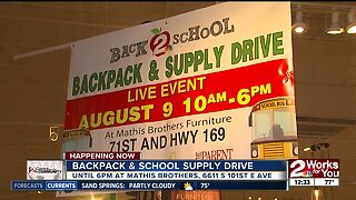 Backpack & School Supply Drive