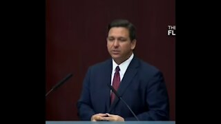 Ron DeSantis Torpedoes Lockdown Governors, Shows Why States Should Reopen