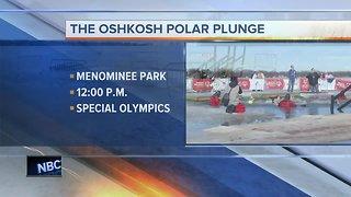Oshkosh Polar Plunge to benefit Special Olympics