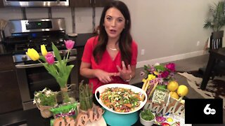 Wellness Wednesday: Spring fruits and vegetables