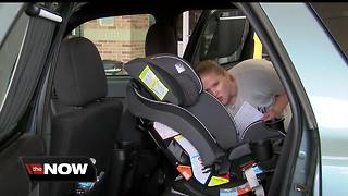 What you should know about car seat safety