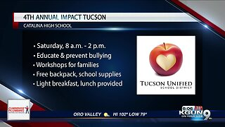 TUSD to hold anti-bullying event