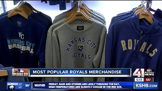 Salvador Perez expected to be number one Royals jersey sold at Rally House