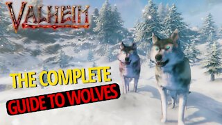 Complete Guide To Wolves - Valheim