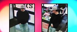 Crime Alert: Las Vegas police seek help finding robbery suspect