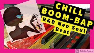"[Free] (LoFi Beats 2020) ""Chill Boom-Bap""   Freestyle R&B Neo Soul type beat   #Freebeats #LoFibeats"