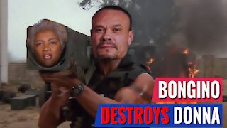 BONGINO DESTROYED THE FORMER DNC CHAIR ON DEFUNDING THE POLICE - WOW