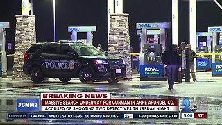 Manhunt breaking