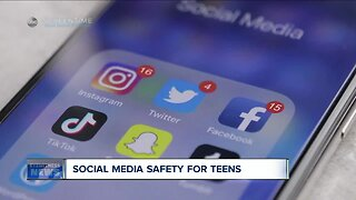 Social media safety with teens