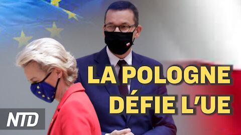 Procès de l'Élysée : Sarkozy auditionné ; L'UE impose-t-elle son idéologie aux États membres ?