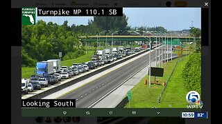 Deadly crash on the Turnpike