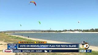 City Council to vote on Fiesta Island redevelopment plan