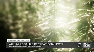 Dispensaries prepare for possibility that marijuana is legalized