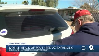 Mobile Meals of Southern AZ expanding through grant funds