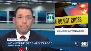 CA man found dead in Mohave Valley, homicide investigation underway