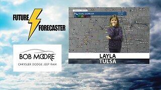 Future Forecaster: Meet Layla from Tulsa, Okla.