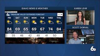 Scott Dorval's Idaho News 6 Forecast - Thursday 4/29/21