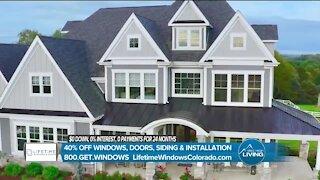 Love Your Home Even More // Lifetime Windows & Siding