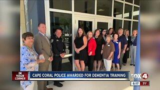 Cape Coral Police undergo dementia training
