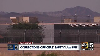 Corrections officers sue Arizona over attacks, security failures