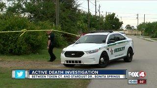 Body found in Bonita Springs
