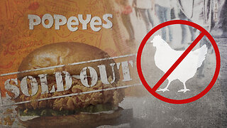TRENDING: 'Sold out' chicken sandwich Halloween costume