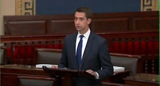 """Tom Cotton Rips """"The Squad"""" For Condemnations Of Israel During Hamas Conflict-1471"""