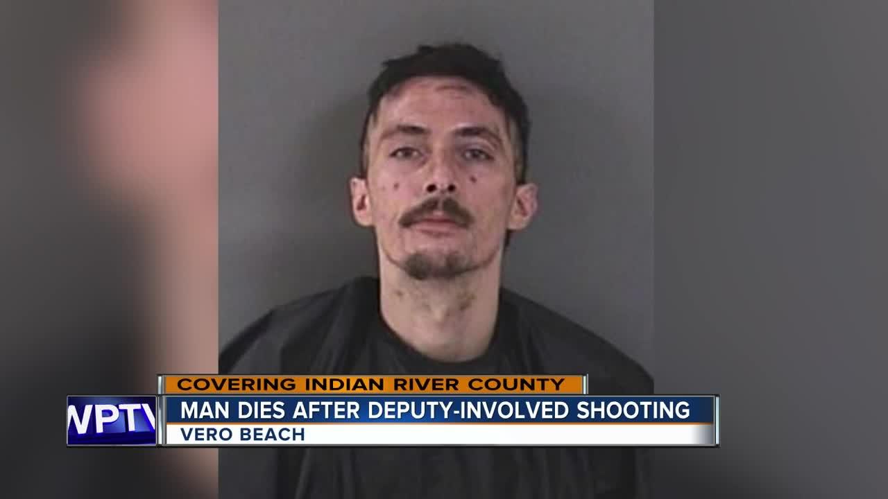 IRCSO: Man fatally shot after threatening deputies with a sword